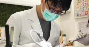 寬庭牙醫,林奕廷醫師,自體齒移植